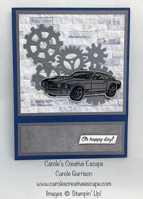 Gift Card Fun Fold 5