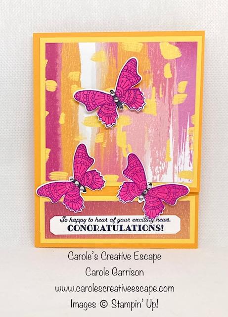 Gift Card Fun Fold 4A